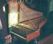 Flemish Harpsichord after Couchet