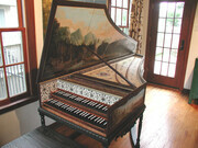Flemish Harpsichord after Ruckers 1620