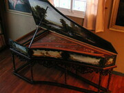 Flemish Harpsichord after Ruckers