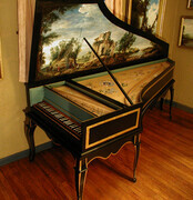 French Harpsichord after Hemsch