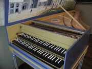 French Harpsichord after Stehlin