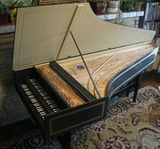 French Harpsichord after Taskin