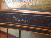 French Harpsichord after Stehlin detail