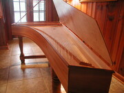 Harpsichord in the Italian style after Perticis