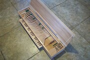 Medieval Clavichord after Zwolle